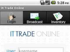 ItTradeOnline 1.2 Screenshot