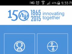ITU 150th Anniversary App 1.5.3 Screenshot