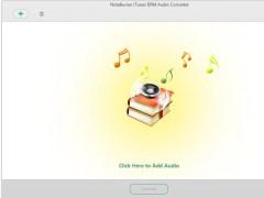 iTunes DRM Audio Converter for Windows 2.2.3 Screenshot