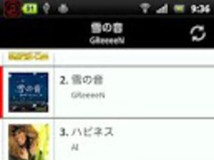 iTunes Store Ranking Reader 3.2 Screenshot