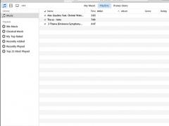 iTunes 12.1 Screenshot
