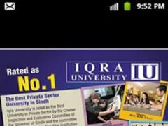 IULMS - IQRA University (IU) 2.1 Free Download