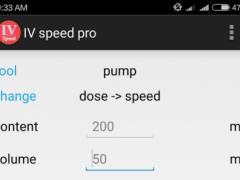 IV speed pro 4.0 Screenshot