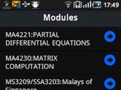 IVLE for NUS 0.7.1 Screenshot
