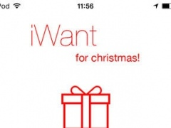 iWant For Christmas 1.0 Screenshot