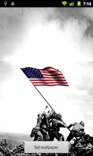 Iwo Jima Live Wallpaper 4.0 Free Download