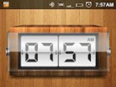iWood Shelf Theme (FREE!) 1.2 Screenshot