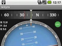 ixGyro Glass Cockpit Pro 1.2.5 Screenshot