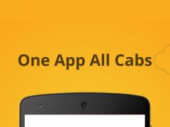ixigo Cabs-Compare & Book Taxi 1.6.9 Screenshot