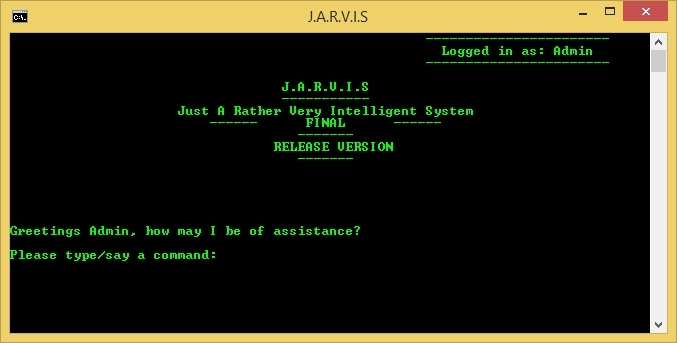 J.A.R.V.I.S - The Digital Life Assistant