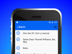 J Balvin Otra Vez 1.0 Screenshot