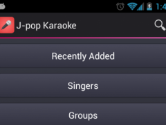 J-pop Lyrics 1.1.1.2 Screenshot