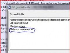 JabRef PRRV Plugin 20090730 Screenshot