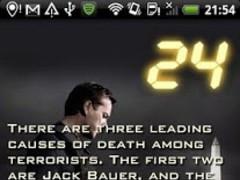 Jack Bauer Facts FREE 8.0 Screenshot