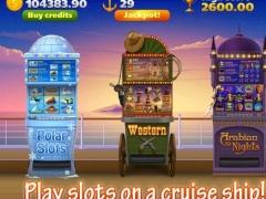 Jackpot Cruise HD 1.0.8 Screenshot