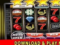 Jackpot Diamond Casino Slots - FREE Casino Bonus Game 1.0 Screenshot
