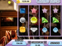 Jackpot White Party Night - SLOTS MACHINE FREE 1.1 Screenshot