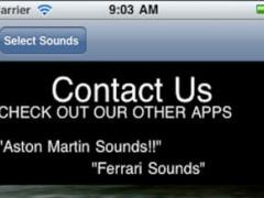 Jaguar Engine Sounds 1.0 Screenshot