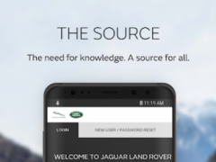 Jaguar Land Rover - The Source 1.5.0 Screenshot