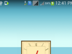 Jai Maharashtra Clock Widget 1.0.2 Screenshot