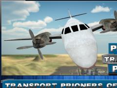 Jail Criminal Transport Plane 1.1 Screenshot