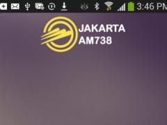Jakarta AM738 Radio 1 Screenshot