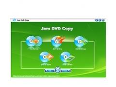Jam DVD Copy 4.0.0.2120 Screenshot