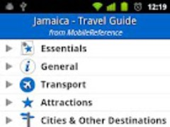 Jamaica - Travel Guide 21.3.16 Screenshot