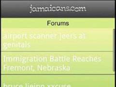 Jamaicans.com 2.0 Screenshot