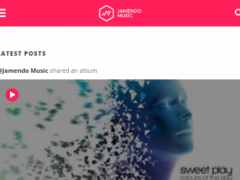 Jamendo Music 3.0.2 Screenshot