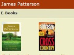 James Patterson E-Books 1.3 Screenshot