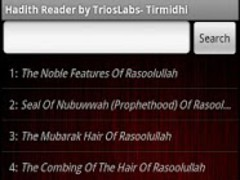 Jami al-Tirmidhi (Pro) 1.0 Screenshot