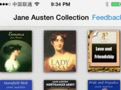 Jane Austen Collection(Pride and Prejudice,Sense and Sensibility.etc) 2.0 Screenshot