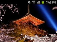 JapaneseSakura Theme 1.0 Screenshot