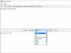 Japplis Toolbox For Mac 3.0 Screenshot