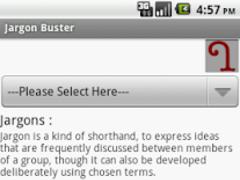 Jargon Buster 1.1 Screenshot