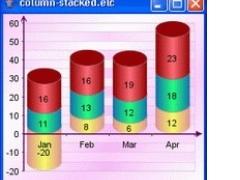 Java Chart Designer 4.0 Screenshot