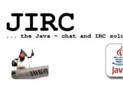 java irc and chatting tool 0.1.3.1 Screenshot