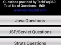 Java J2EE Interview Questions 4.0 Screenshot