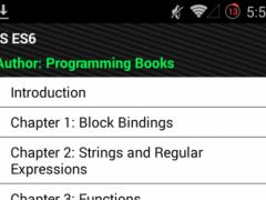 JavaScript ES6 2.1.6 Screenshot