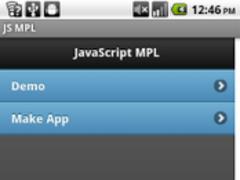 JavaScript MPL 1.0 Screenshot