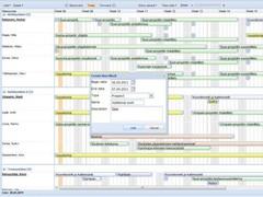 JavaScript Resource Management Tool  Screenshot