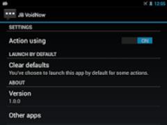 JB VoidNow 1.0.4 Screenshot