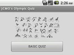 JCMO's London 2012 Quiz 1.0.4 Screenshot