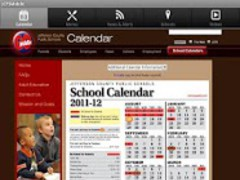 JCPS Mobile 2.0 Screenshot