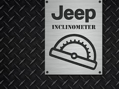 Jeep Inclinometer Pro 2.1 Screenshot