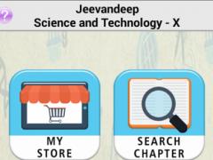 Jeevandeep Sci &Technology - X 1.1 Screenshot