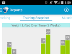 JEFIT Pro - Workout & Fitness 6.09112 Screenshot