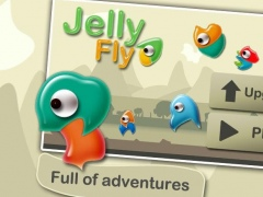 Jelly Monsters Jetpack  Screenshot