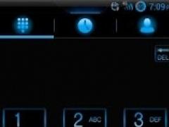 JellyBlueX (free) CM9/CM10 1.7 Screenshot